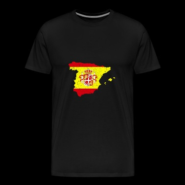 Spain National Symbol - Men's Premium T-Shirt