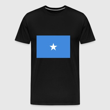 Somalia - Men's Premium T-Shirt