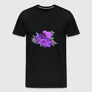 flower blumen - Men's Premium T-Shirt