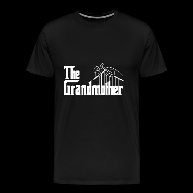 Grandmother - Grandmother - the grandmother t sh - Men's Premium T-Shirt