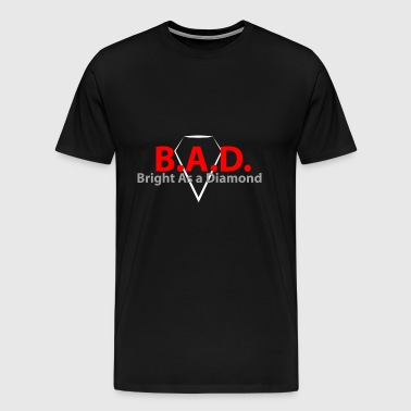 Bright As a Diamond - Men's Premium T-Shirt