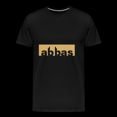 Abbas - Men's Premium T-Shirt