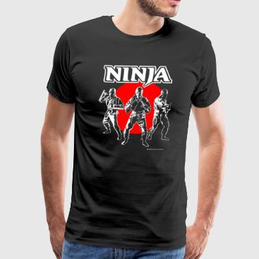 Ninja Warriors - Men's Premium T-Shirt
