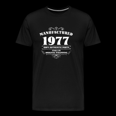 Manufactured 1977 - Men's Premium T-Shirt