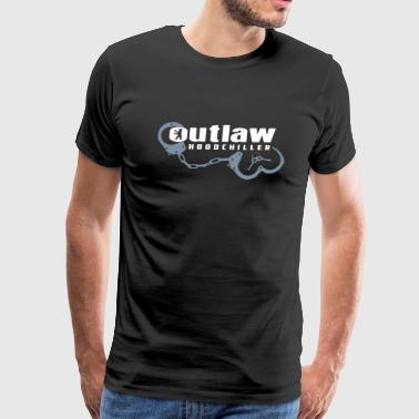 Outlaw Hood Chiller Berlin - Men's Premium T-Shirt