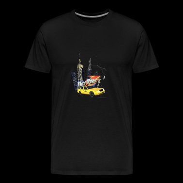 New York Taxi G Trans - Men's Premium T-Shirt