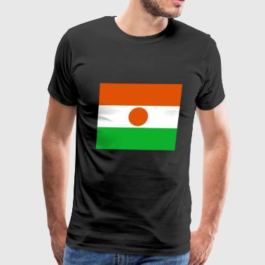 Niger - Men's Premium T-Shirt
