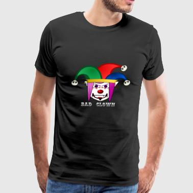 Bad Clown - Men's Premium T-Shirt
