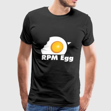 Rpm Egg - Men's Premium T-Shirt