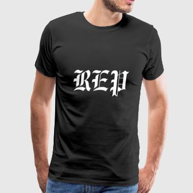 reputation taylor - Men's Premium T-Shirt