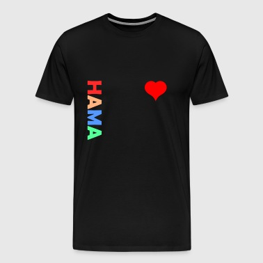 Hama - Men's Premium T-Shirt