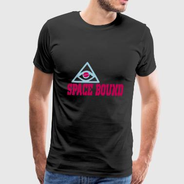 space bound - Men's Premium T-Shirt