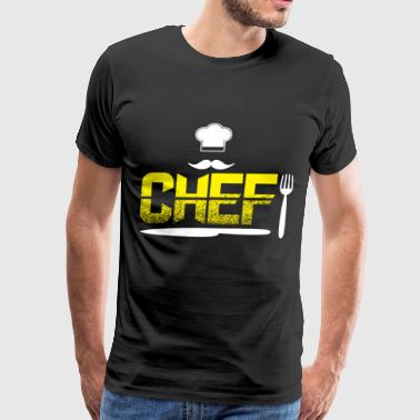 Chef T Shirt - Men's Premium T-Shirt