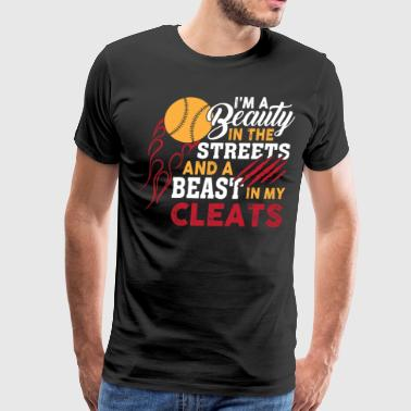 I'm A Beauty In The Streets T Shirt - Men's Premium T-Shirt