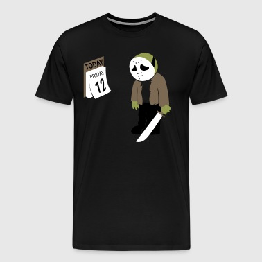 Friday the 12th - Men's Premium T-Shirt