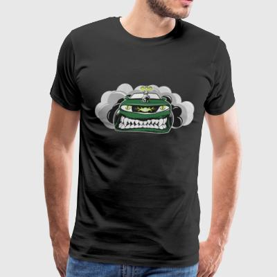 I.T. Movie Eddy's Angry Car - Men's Premium T-Shirt