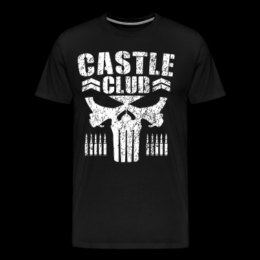 castle club - Men's Premium T-Shirt