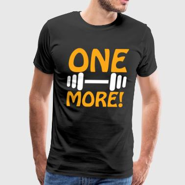 Personal Trainer T Shirt One more - Men's Premium T-Shirt