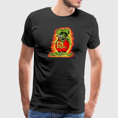 Ratty Guadalupe - Men's Premium T-Shirt
