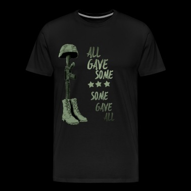 all gave some some gave all memoriam - Men's Premium T-Shirt