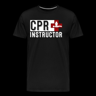 CPR Instructor Shirt - Men's Premium T-Shirt