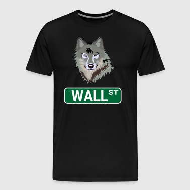 Wolf Of Wall Street - Men's Premium T-Shirt