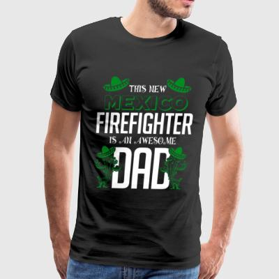 This New Mexico Firefighter T Shirt - Men's Premium T-Shirt