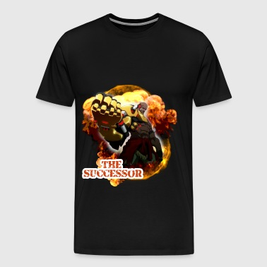 Overwatch - Doomfist - Men's Premium T-Shirt