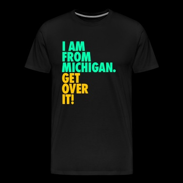 Michigan State - Men's Premium T-Shirt