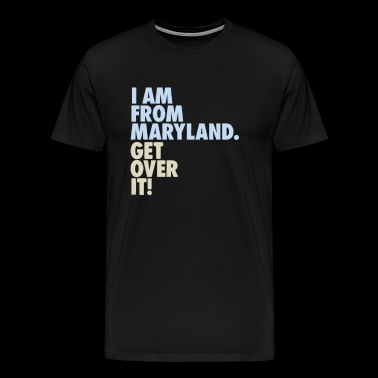 Maryland State - Men's Premium T-Shirt