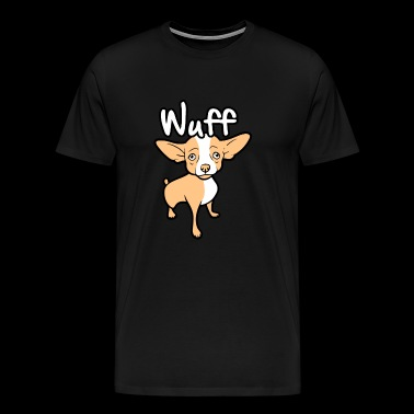 A Lovely Chihuahua - Men's Premium T-Shirt