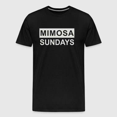 Mimosa Sundays Brunch Mens - Men's Premium T-Shirt