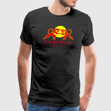 fusion power - Men's Premium T-Shirt