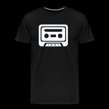 Tape - Retro - Men's Premium T-Shirt