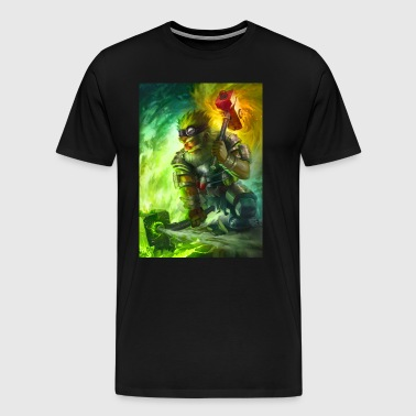 Gnome - Men's Premium T-Shirt