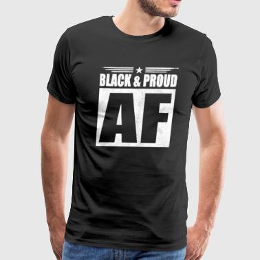 Black Proud - Men's Premium T-Shirt