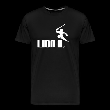 Lion O Go Team - Men's Premium T-Shirt