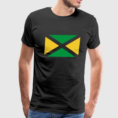 Jamaica International Support Your Country Sport - Men's Premium T-Shirt