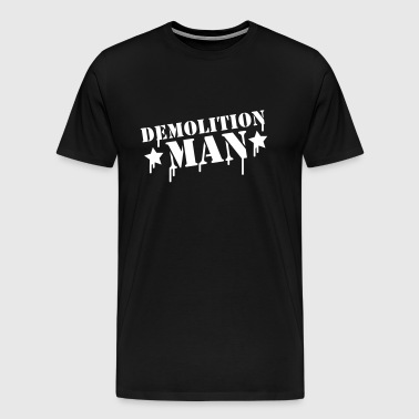 Demolition Man - Men's Premium T-Shirt
