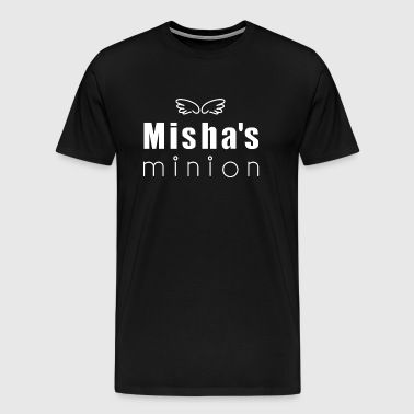 Mishas Minion - Men's Premium T-Shirt