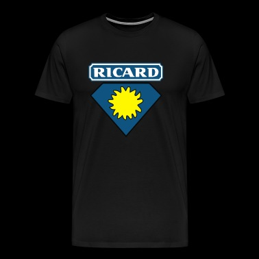 ricard superman - Men's Premium T-Shirt