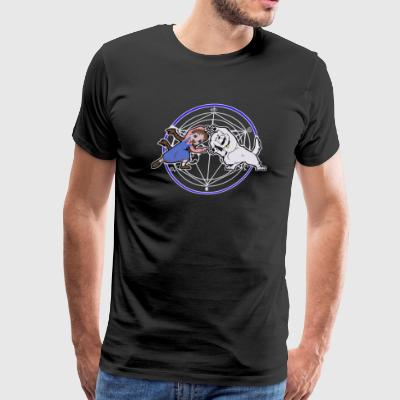 dual Transformation - Men's Premium T-Shirt