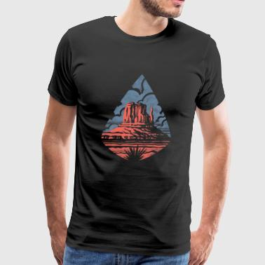 Monument Valley - Men's Premium T-Shirt