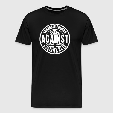 Lonsdale Against Racism And Hate - Men's Premium T-Shirt