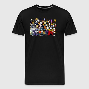 game team - Men's Premium T-Shirt