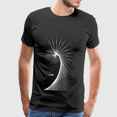 DRAGON/WAVE Graphic - Men's Premium T-Shirt