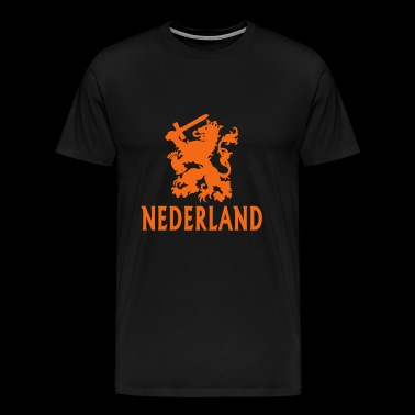 Nederland Design - Men's Premium T-Shirt