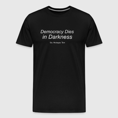 Democracy - Men's Premium T-Shirt
