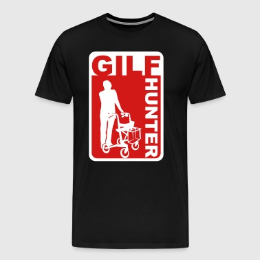 Gilf Hunter - Men's Premium T-Shirt