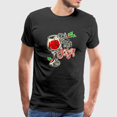 Christmas This The Season - Men's Premium T-Shirt